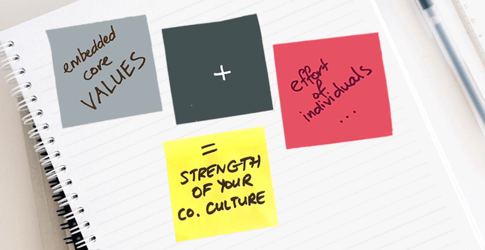 Core values: at the core of why you do good business