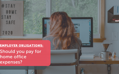 Home office expenses – what do I need to pay for as an employer?