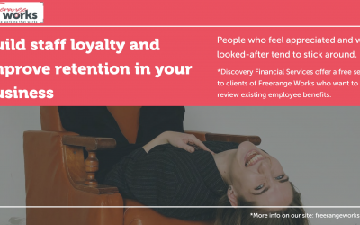 Build staff loyalty and improve retention in your business with this impressive employee benefit