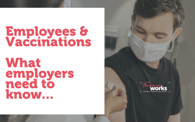 Employees and Vaccinations: What Employers need to know